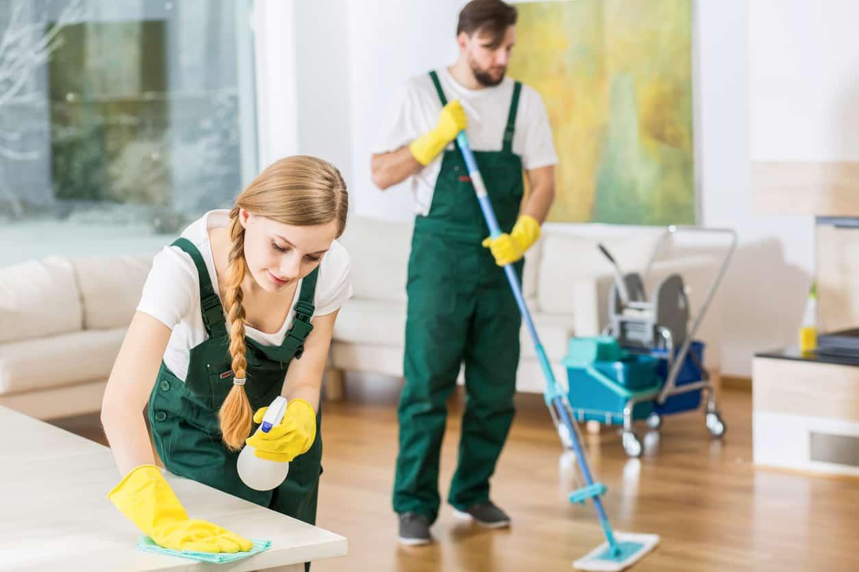 เทคนิคขจัดรอยเปื้อนบนผนัง แบบไม่ง้อบริการรับทำความสะอาดบ้าน